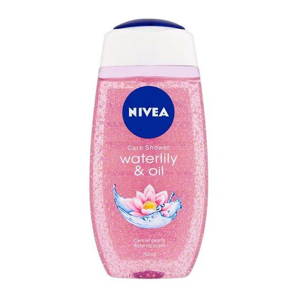 NIVEA Waterlily & Oil frissítő tusfürdő 250 ml