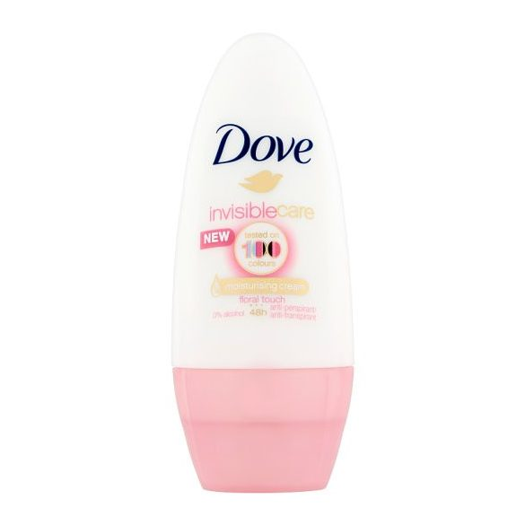 Dove Invisible Care Floral Touch izzadásgátló golyós roll- on dezodor 50 ml