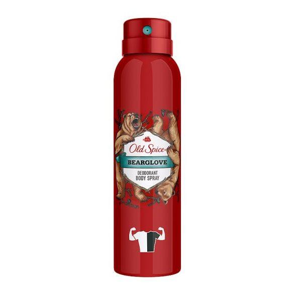 Old Spice Bearglove Deo Spray Férfiaknak 150ml