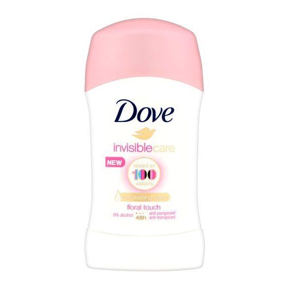 Dove Invisible Care Floral Touch izzadásgátló stift 40 ml