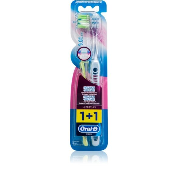 Oral B Precision Gum Care fogkefe extra soft 2 db