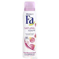 FA NATURAL & PURE Rose Blossom 0% alkohol dezodor 150ml