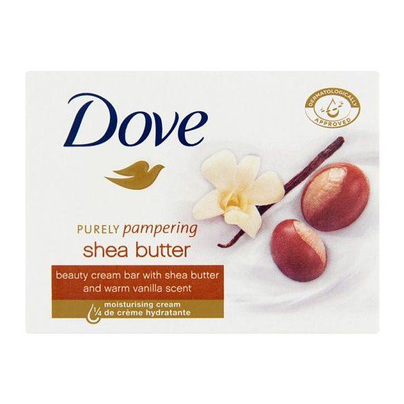 Dove Purely Pampering Shea Butter krémszappan 100 g
