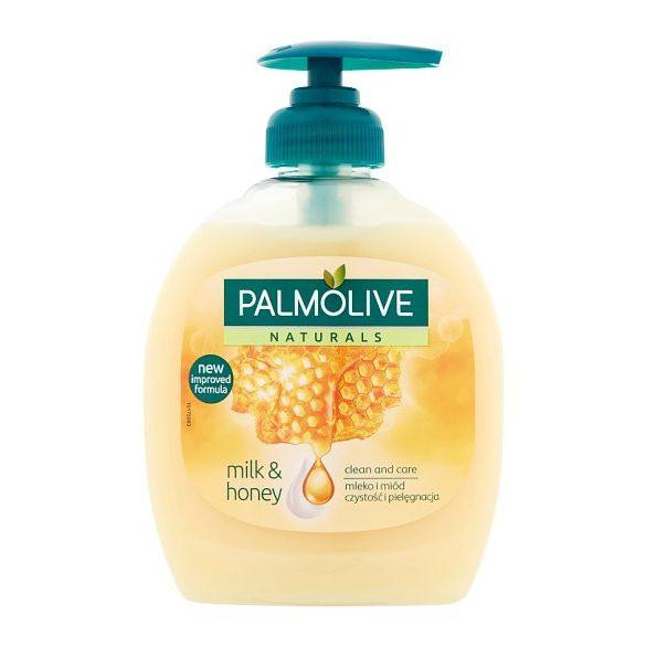 Palmolive Naturals Milk & Honey folyékony szappan 300 ml