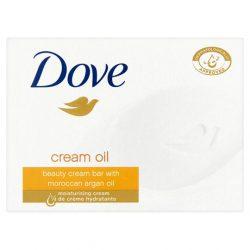 Dove Cream Oil krémszappan 100 g