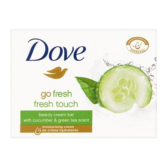 Dove Go Fresh Fresh Touch szappan 100 g