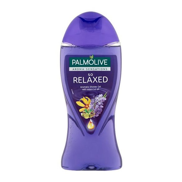 Palmolive Aroma Sensations So Relaxed tusfürdő 250 ml