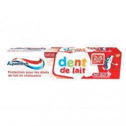 Aquafresh Fogkrém gyerekeknek Little Teeth 2-5 év, 50 ml