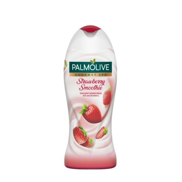 Palmolive Gourmet Strawberry Smoothie krémtusfürdő 250 ml