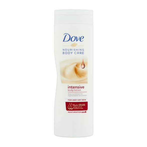 Dove Nourishing Body Care intenzív testápoló nagyon száraz bőrre 400 ml