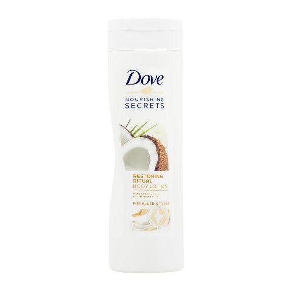 Dove Nourishing Secrets Restoring Ritual testápoló minden bőrtípusra 400 ml