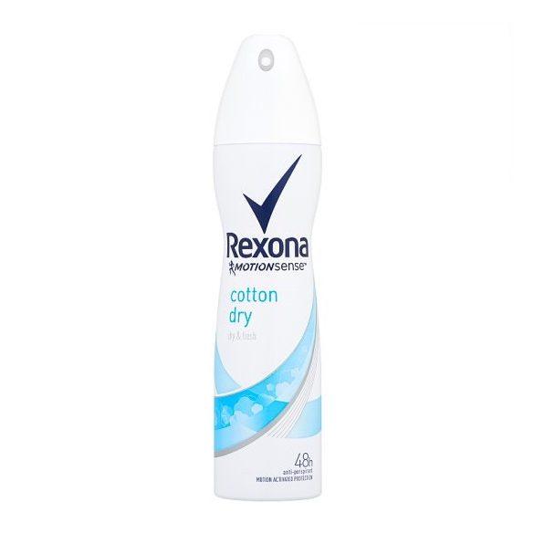 Rexona Cotton Dry izzadásgátló dezodor 150 ml