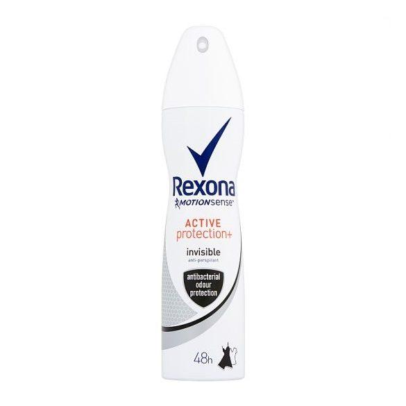 Rexona Active Protection+ Invisible izzadásgátló dezodor 150 ml