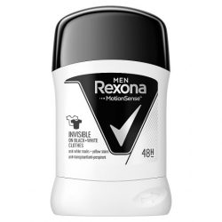 Rexona Men Invisible on black + white clothes izzadásgátló stift 50 ml