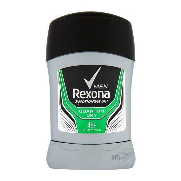 Rexona Men Quantum Dry izzadásgátló stift 50 ml