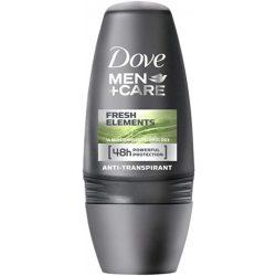 Dove Men + Care Fresh Elements golyós dezodor, roll-on 50ml