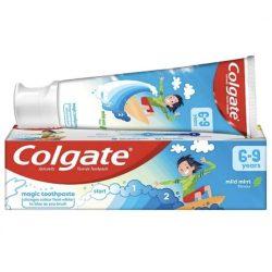 Colgate Fogkrém Mild Mint Magic fogkrém 6-9 éves gyerekeknek 50ml