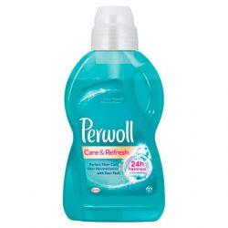 Perwoll Care & Refresh finommosószer szintetikus és kevertszálas textíliákhoz 15 mosás 900 ml