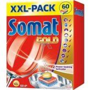 Somat Gold gépi mosogatószer tabletta 60 db