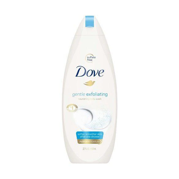 Dove Gentle Exfoliating tusfürdő 250ml