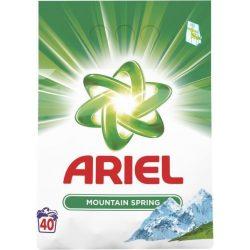 Ariel Mountain Spring mosópor 3kg, 40 mosás