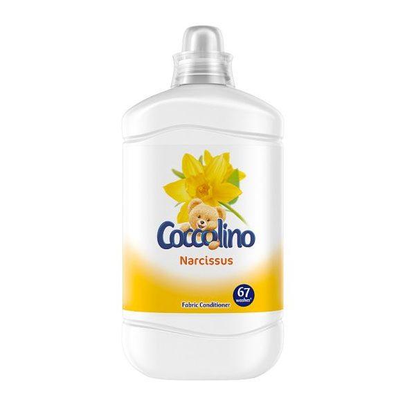Coccolino Narcissus öblítőkoncentrátum 67 mosás 1680 ml