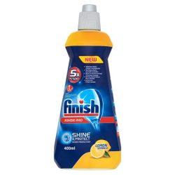 Finish Shine & Protect citromos gépi öblítőszer 400 ml