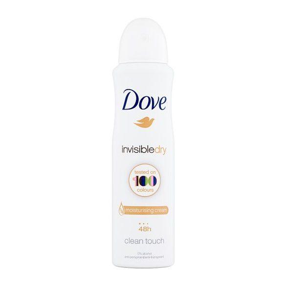 Dove Invisible Dry izzadásgátló dezodor 150 ml