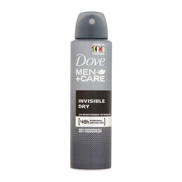 Dove Men+Care Invisible Dry izzadásgátló dezodor  150 ml