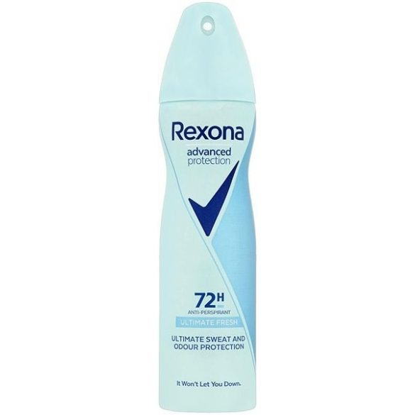 Rexona Advanced Protection Ultimate Fresh 72h izzadásgátló dezodor 150 ml