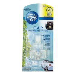 Ambi Pur Car Aqua utántöltő 7ml