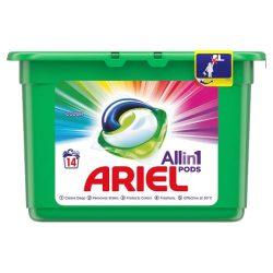 Ariel Allin1 PODS Color Mosókapszula, 14 Mosáshoz