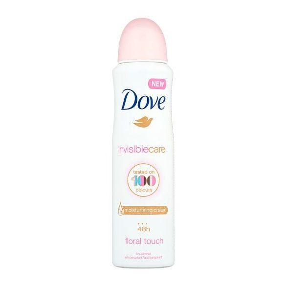 Dove Invisible Care Floral Touch izzadásgátló 150 ml