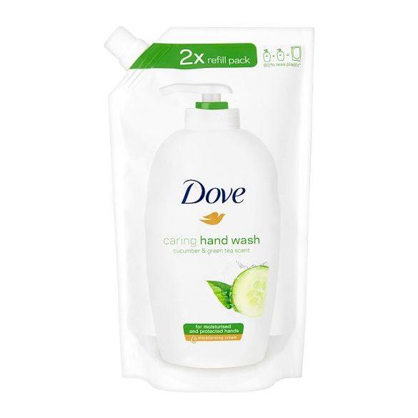 Dove cocumber & green tea folyékony szappan utántöltő 500ml