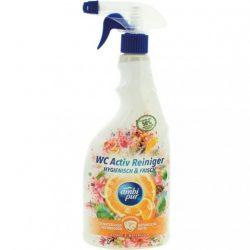 Ambi Pur Active Clean Citrus & Waterlily WC tisztító spray 750ml