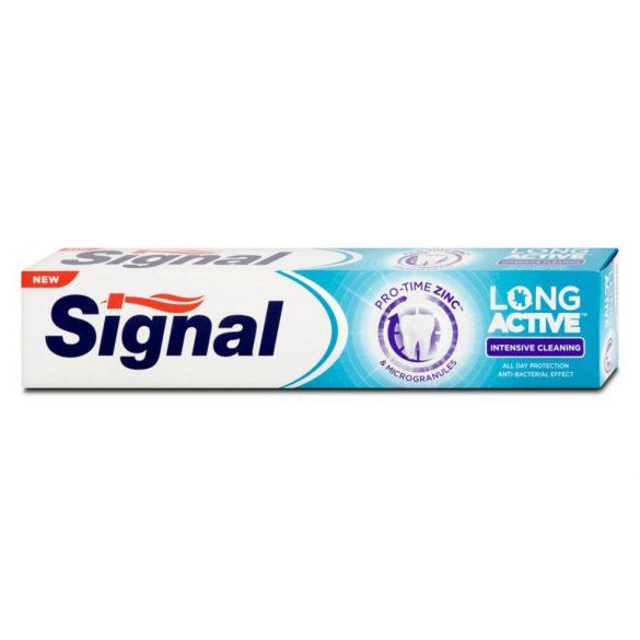 Signal Long Active Intensive Cleaning fogkrém 75ml