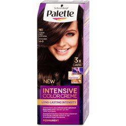 Palette Intensive Color Creme Hajfesték középbarna N3 (4-0)